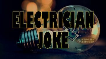 Image for the Electrician joke
