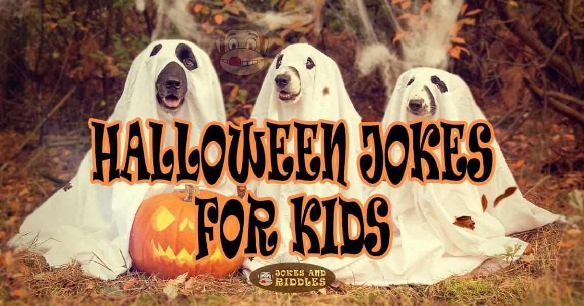 Image for Halloween jokes for kids