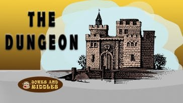 "Image to the riddle ""The Dungeon"""