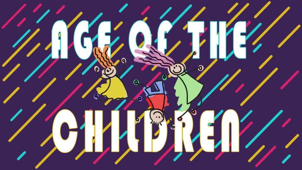 Age of the children