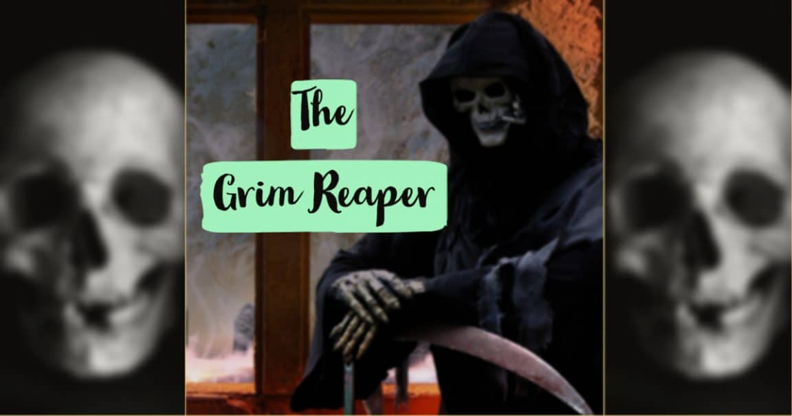 "Image to the joke about ""The Grim Reaper"""
