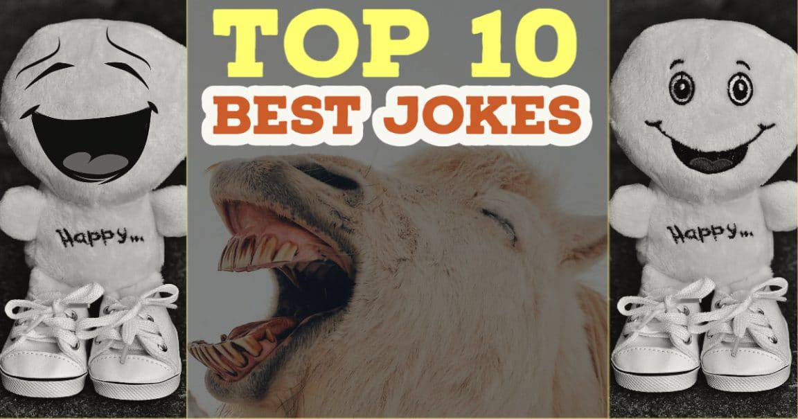 Image for Top 10 best jokes