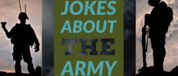 Image to jokes about the army