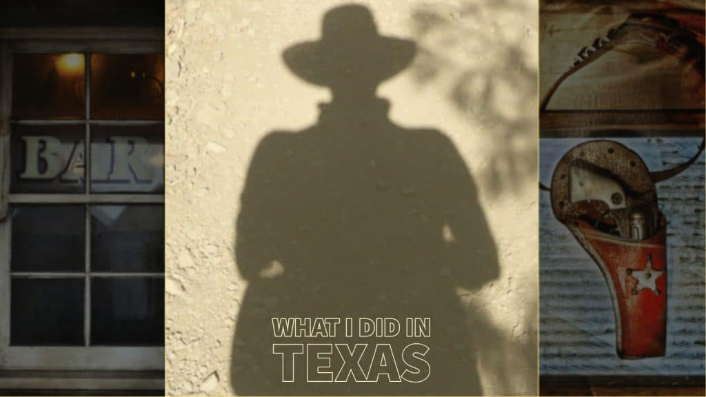 Top 10 best jokes What I did in Texas