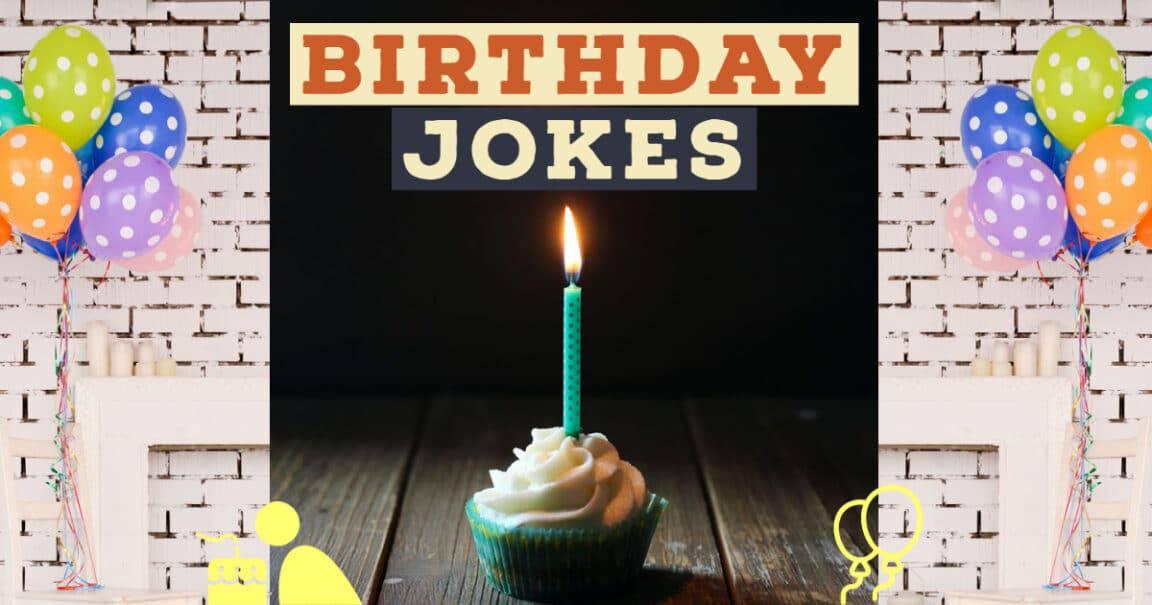Birthday Jokes image
