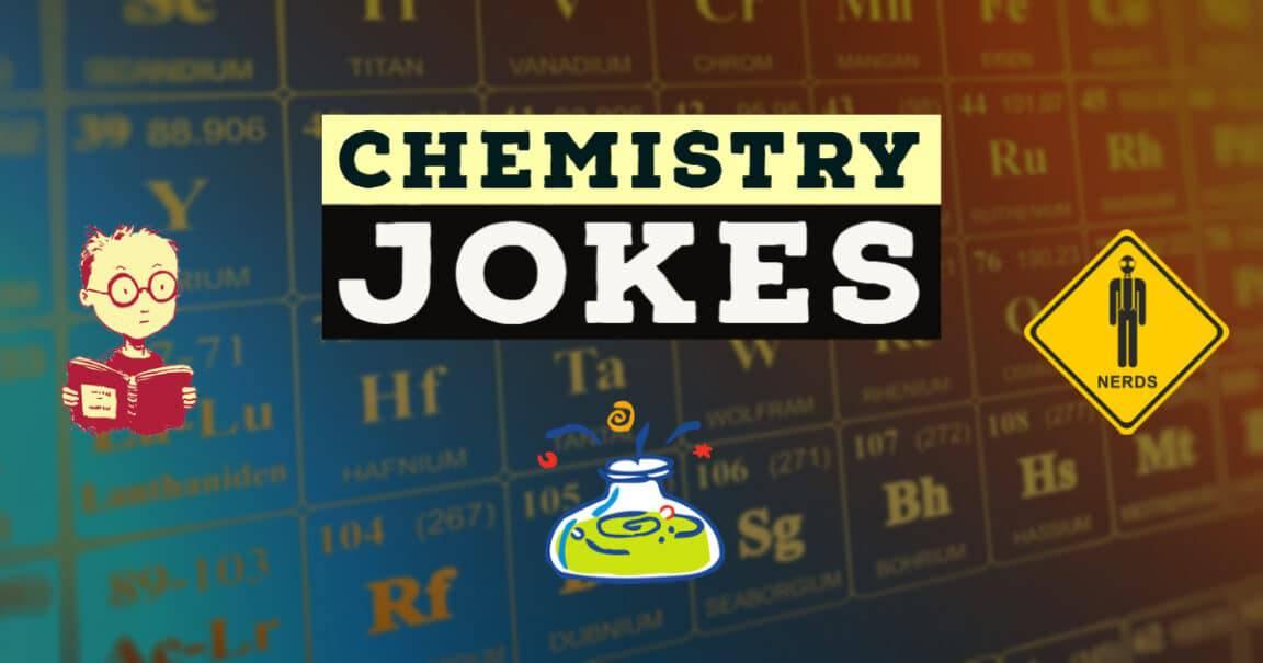 Image to Chemistry Jokes