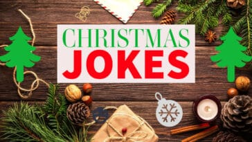 Image to Christmas Jokes