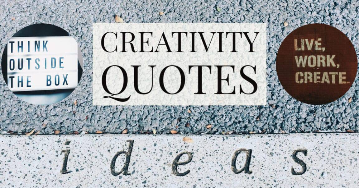 Creativity quotes image