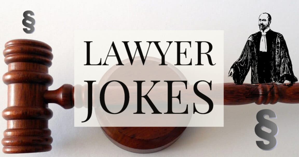 Lawyer Jokes image