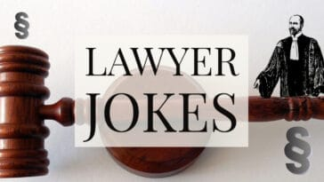 Lawyer Jokes image