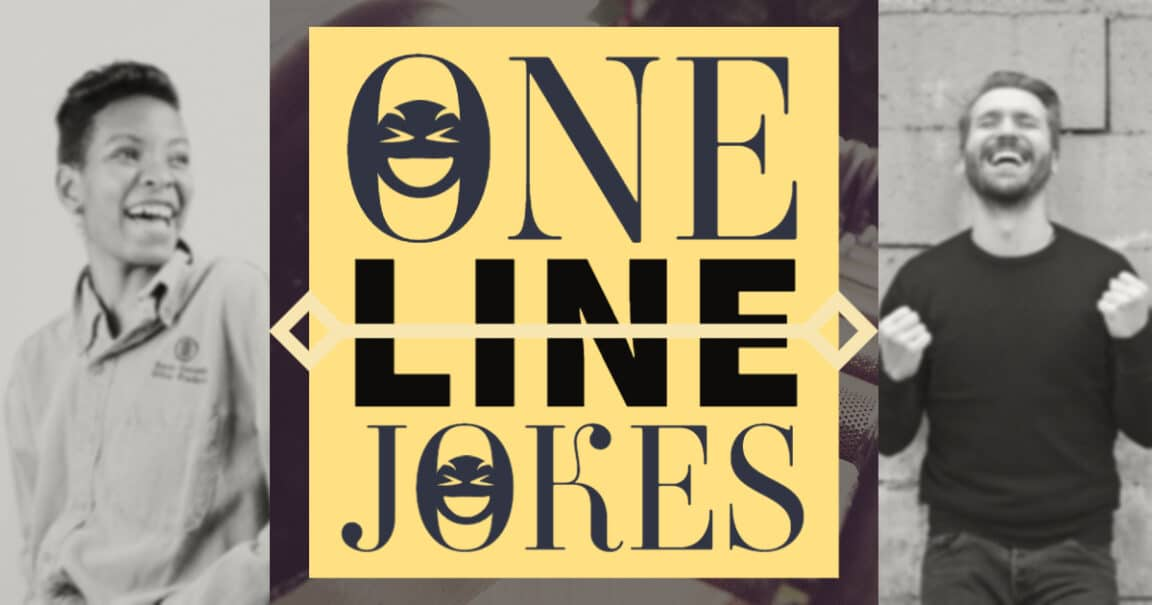 One Line Jokes picture