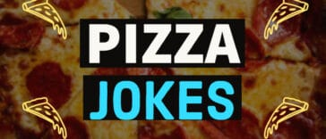 Image to jokes about pizza
