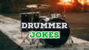 Drummer Jokes