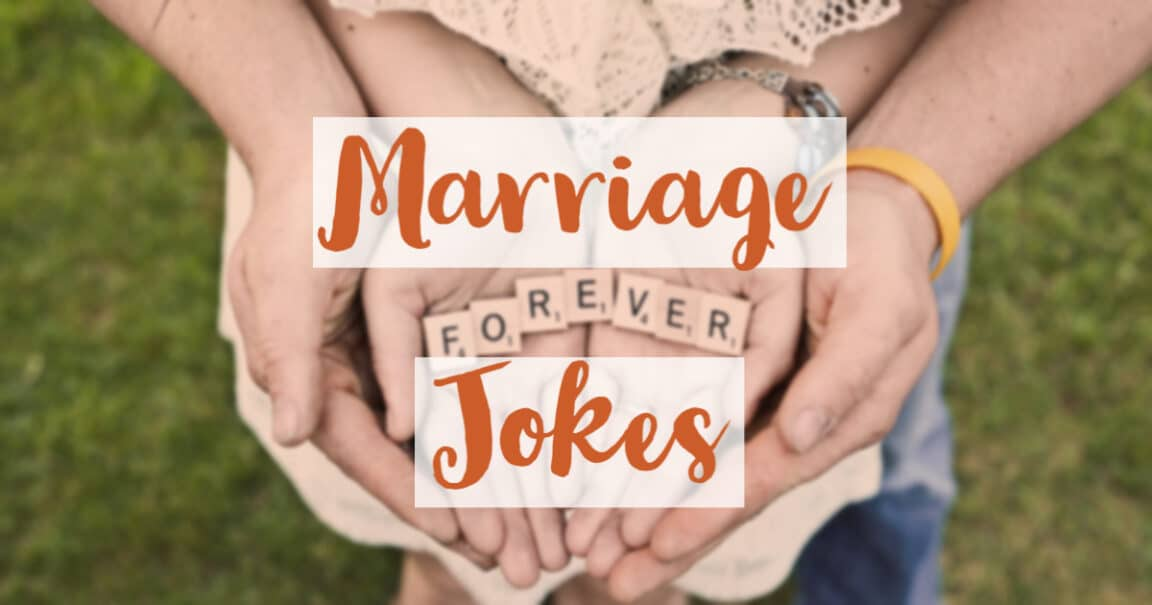 Jokes about Marriage