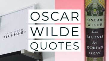 Oscar Wilde quotes about love and life