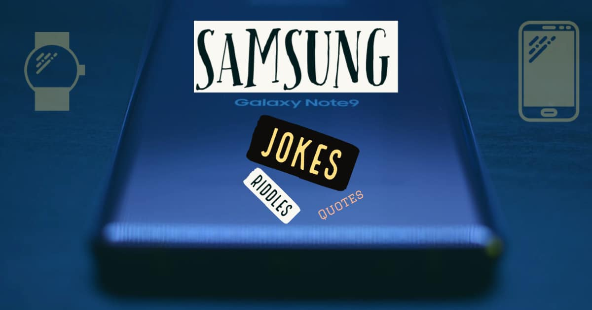 why samsung is better than apple - Is it a joke?