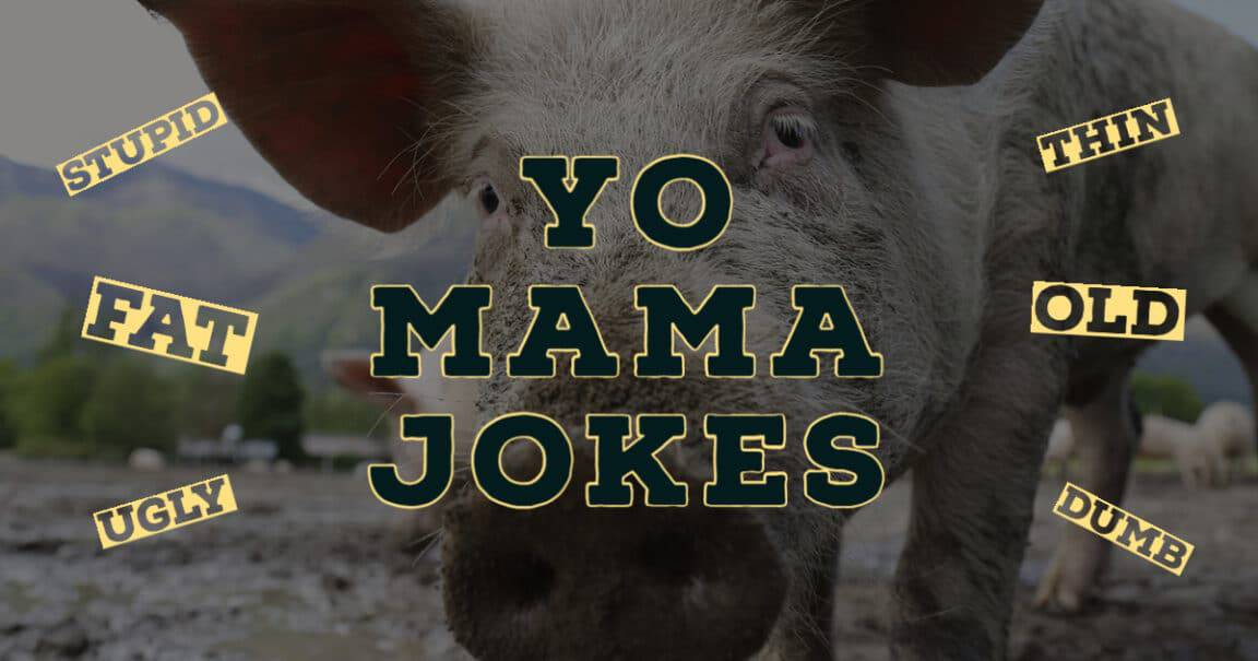 Image to yo mama jokes