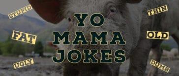 Image to yo mama jokes