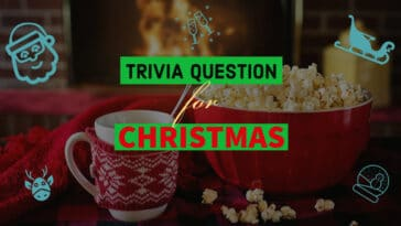 Trivia Question for Christmas