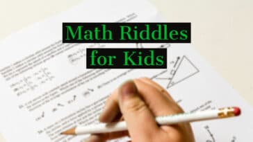 Math Riddles for Kids